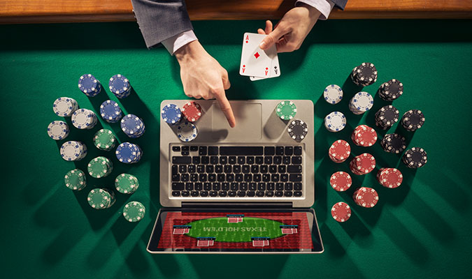 The Moment Of Truth With Gambling Online!