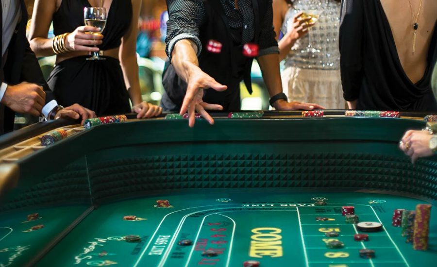 Play your favorite poker games through online
